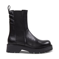 Women's Cosmo 2.0 Heeled Chelsea Boots in Black