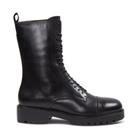 Women's Kenova Mid Heeled Boots in Black