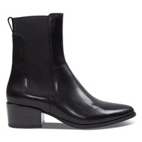 Women's Marja Mid Chelsea Boots in Black