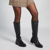 Women's Sloane Knee High Boots in Black