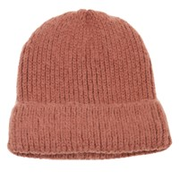 Evie Beanie in Brown