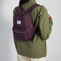 Nova Mini Backpack in Dark Purple