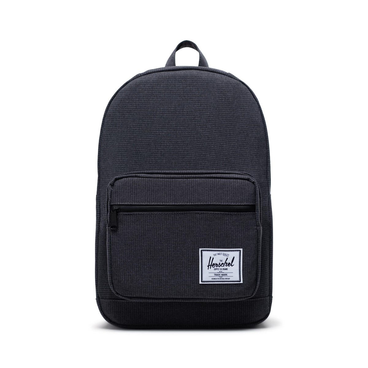 Pop Quiz Backpack in Dark Grey