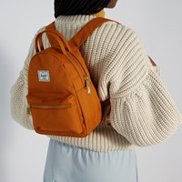 Nova Mini Backpack in Orange