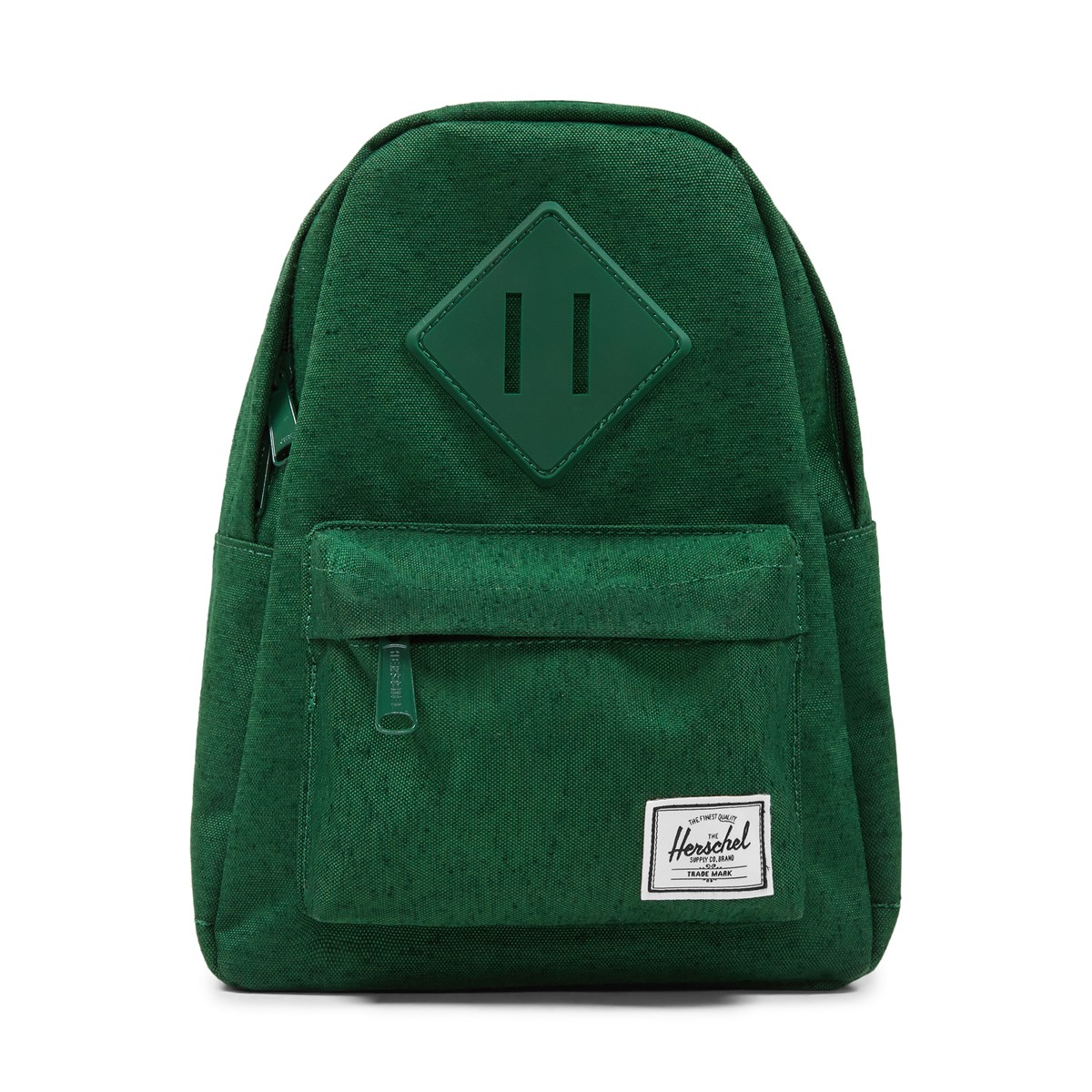 Heritage Mini Backpack in Forest Green