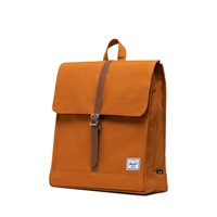 City Mid-Volume Backpack in Orange
