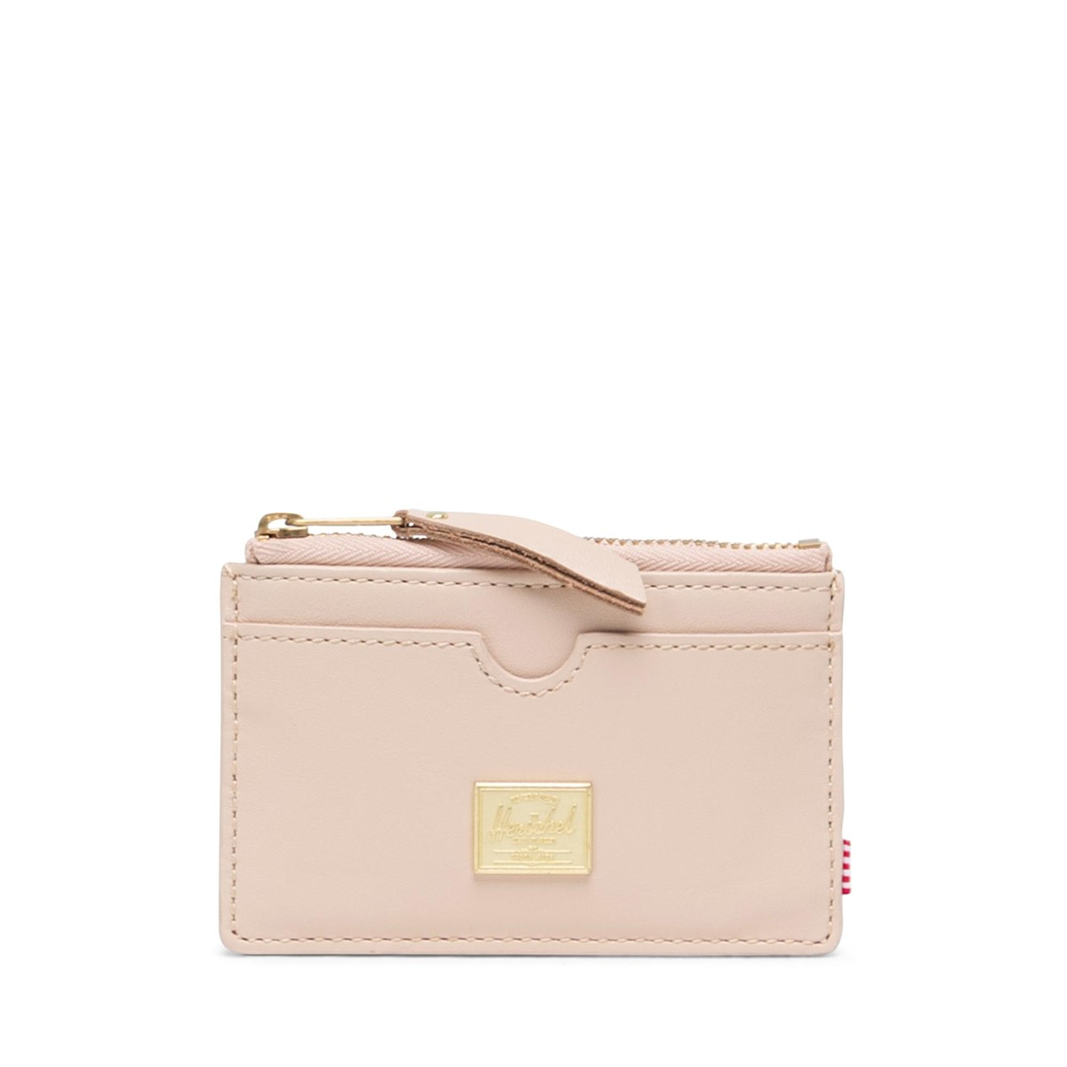 Oscar Leather Wallet in Cream