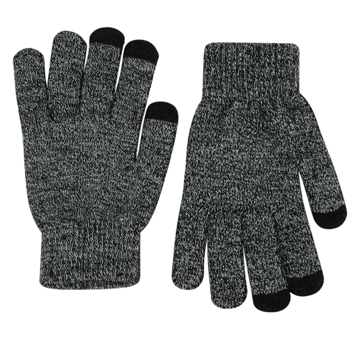 Charlie Magic Gloves in Charcoal Grey