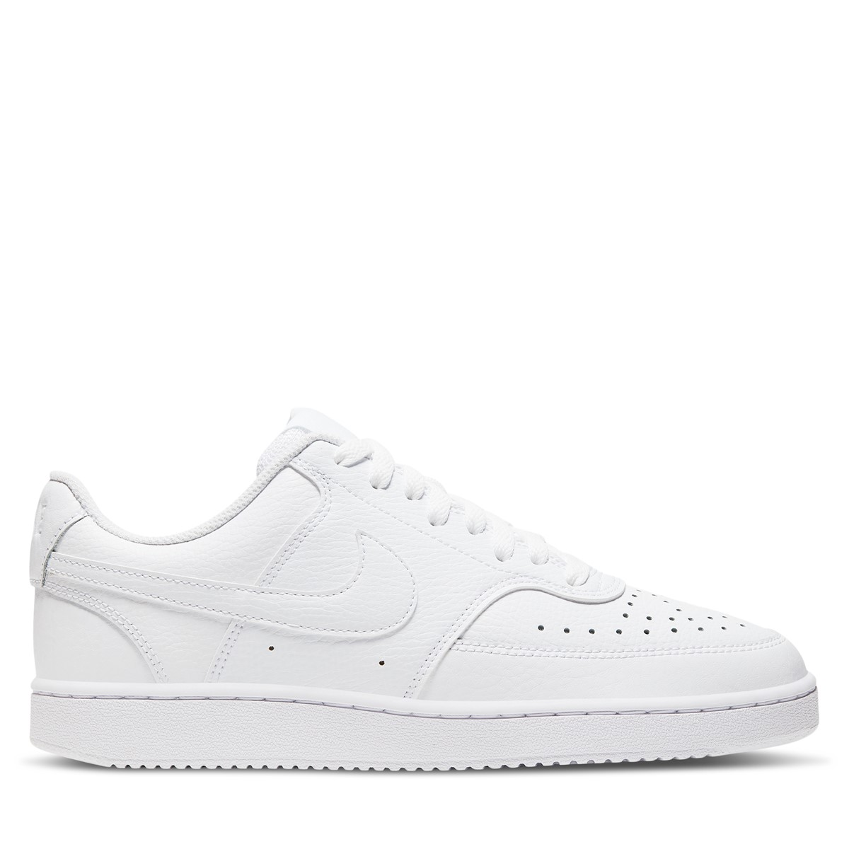 Women's Court Vision Low Sneakers in White