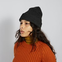 Lery Beanie in Dark Grey
