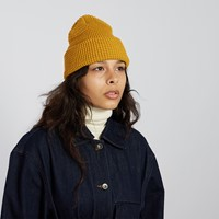 Lery Beanie in Golden Mustard