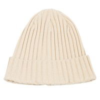 Haven Beanie in Beige