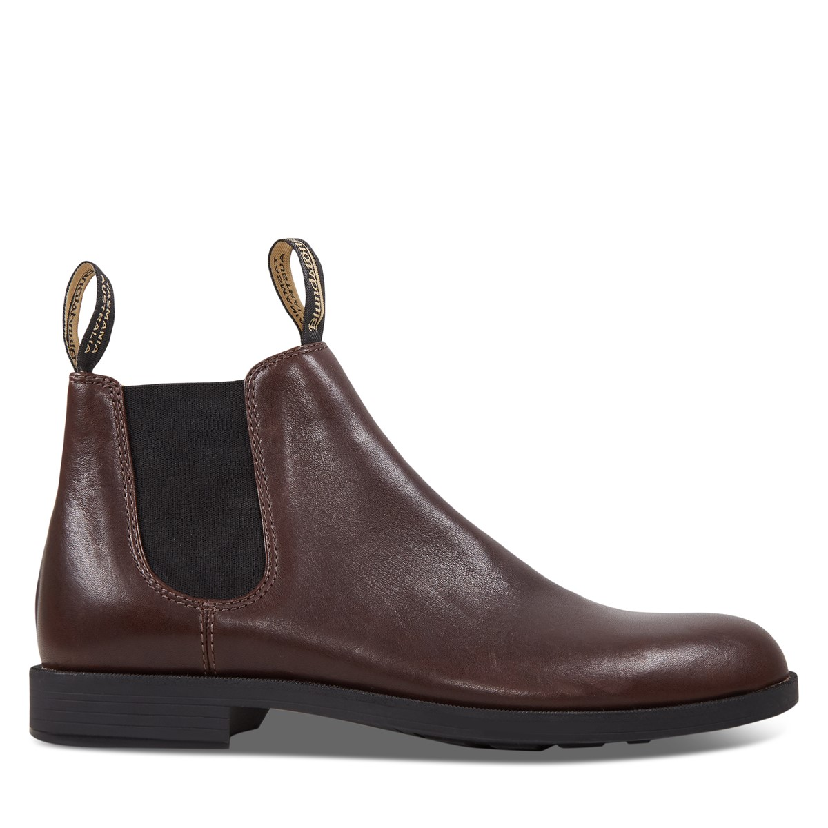 Men's 1900 Chelsea Boots in Dark Red