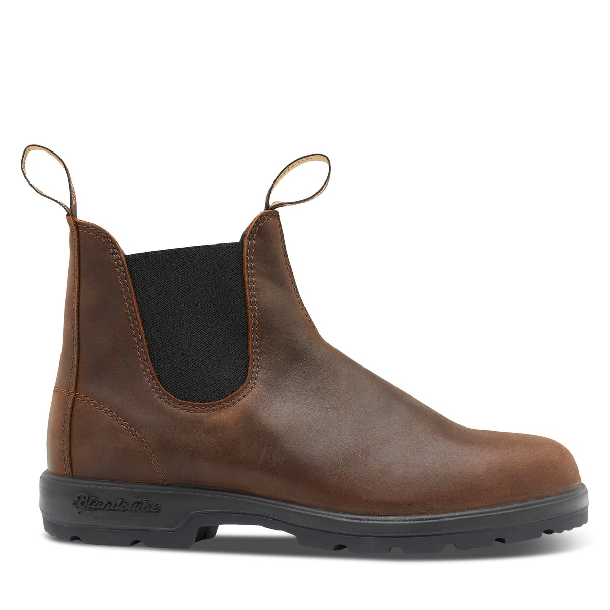 1609 Chelsea Boots in Antique Brown