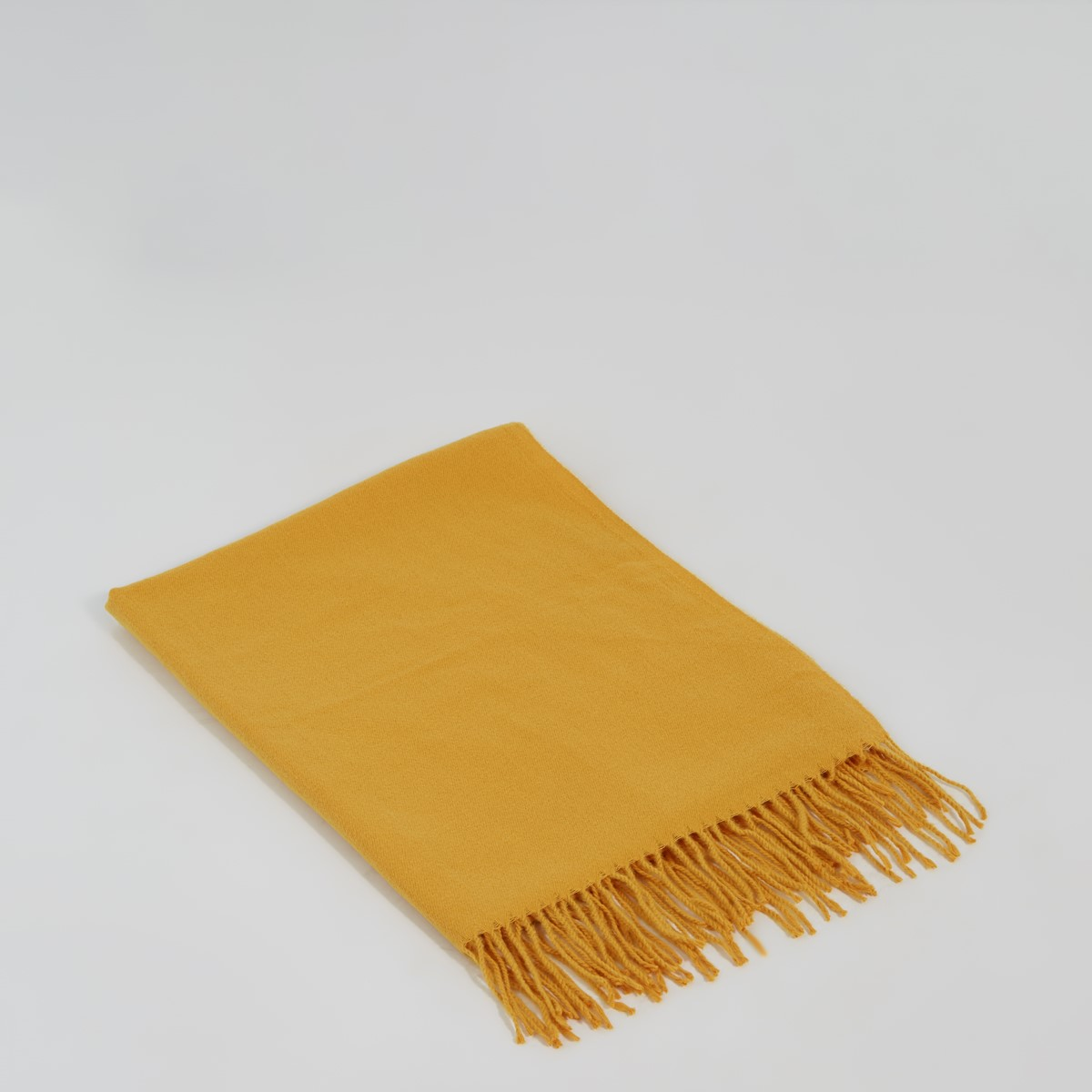 Avery Scarf in Mustard Yellow