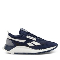 Men's Classic Leather Legacy Sneakers in Navy/White