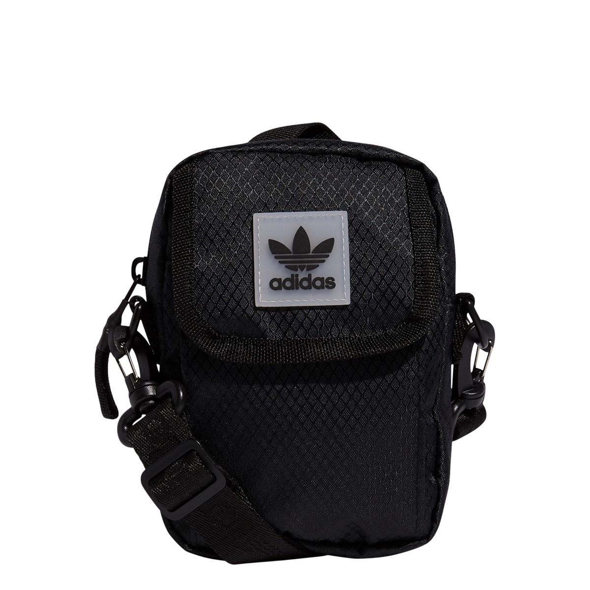 OG Utility Fest Crossbody Bag in Black