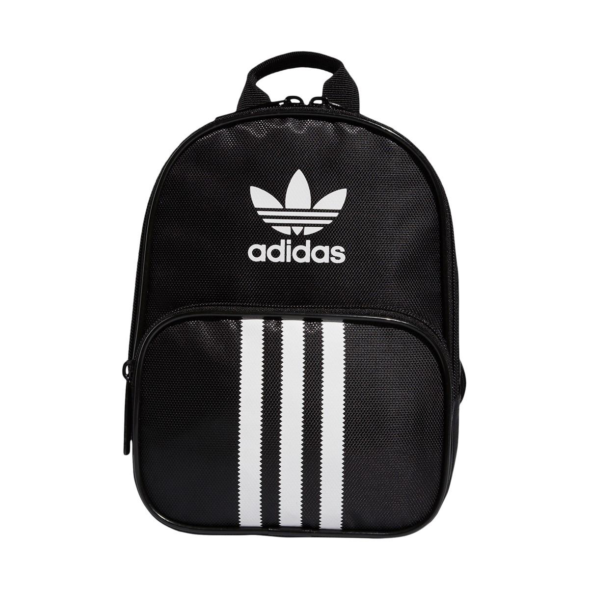 Originals Santiago Mini Backpack in Black/White