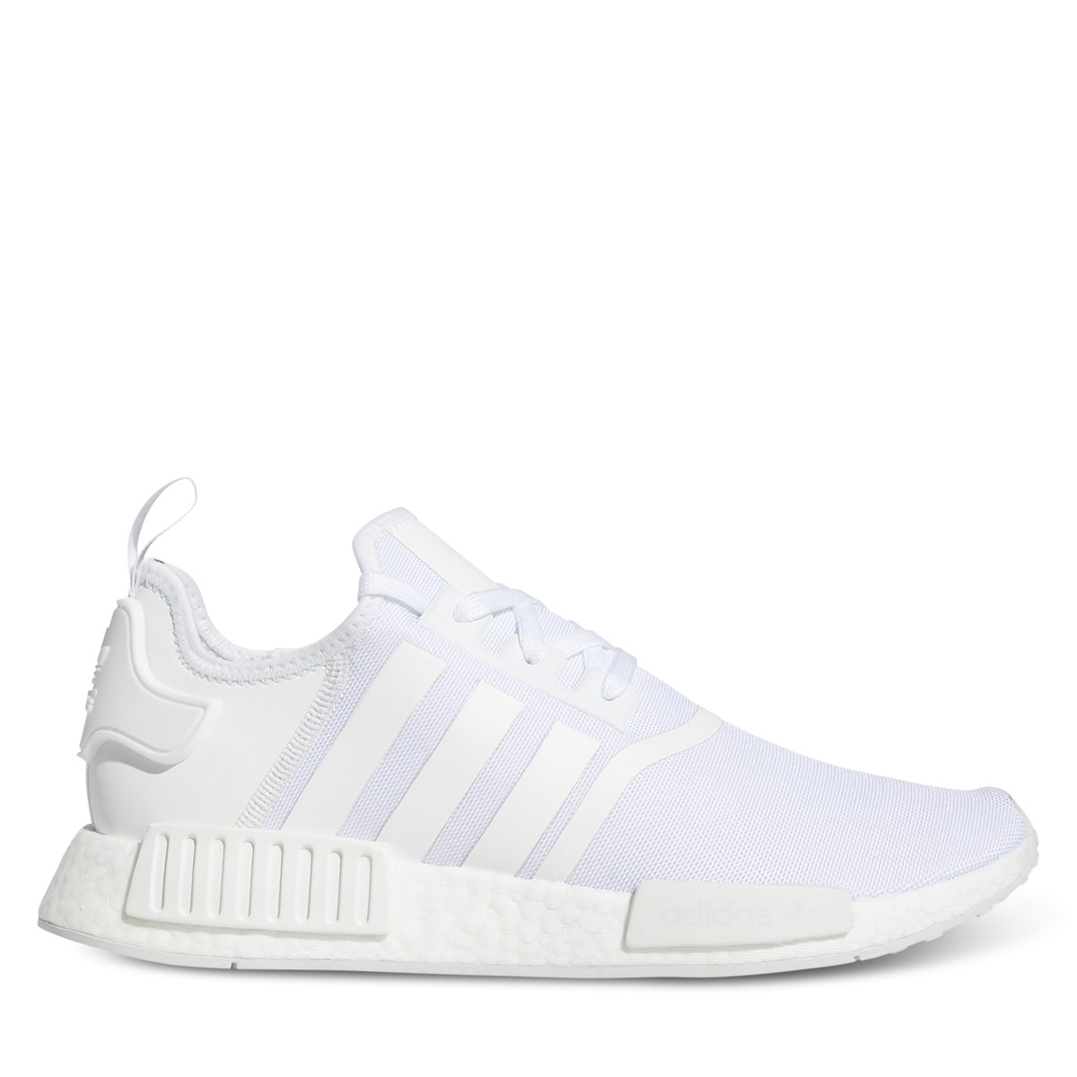 Men's NMD_R1 Sneakers in White/Off-White