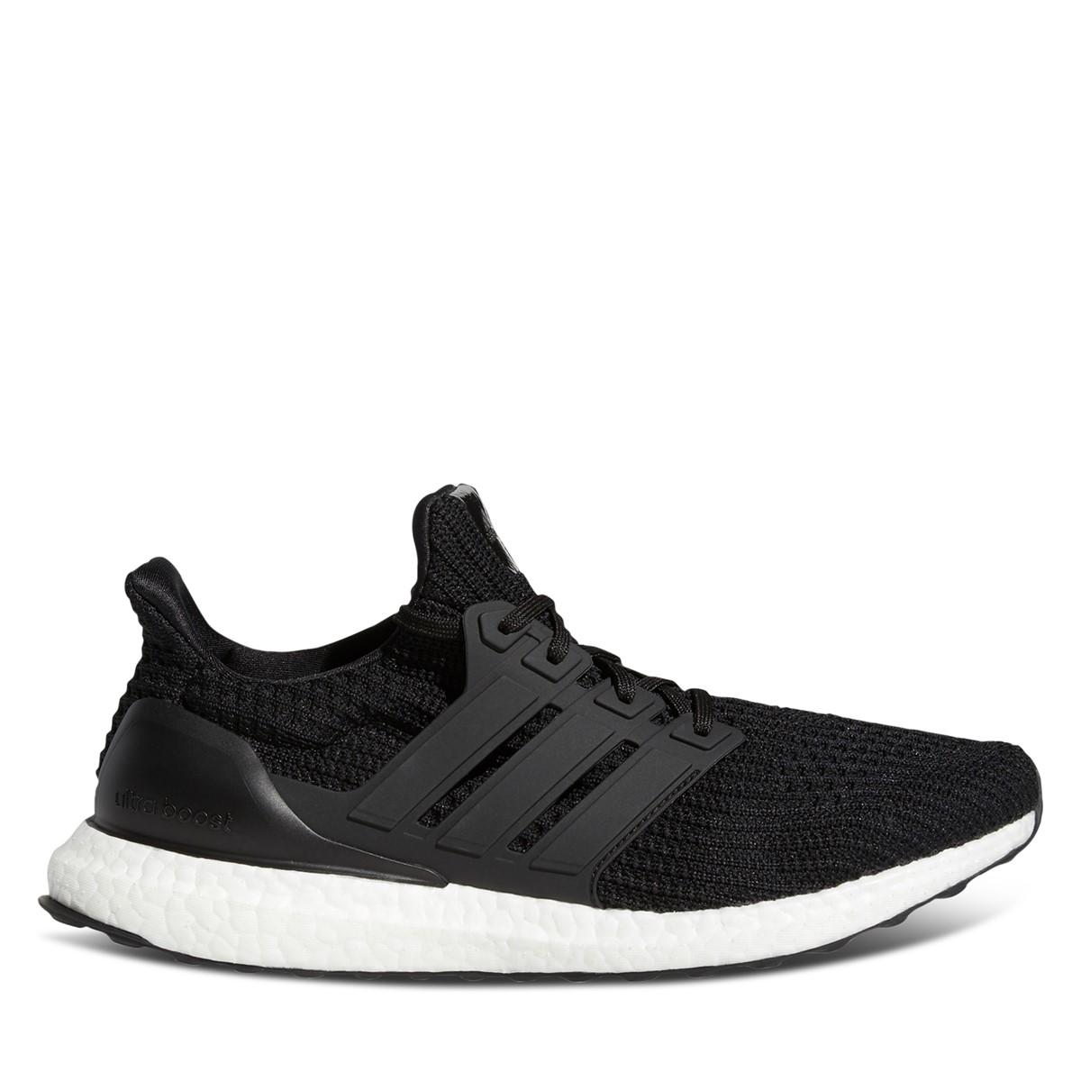 Men's Ultraboost DNA Sneakers in Black/White
