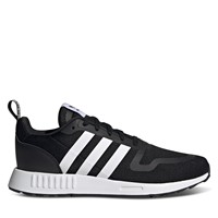 Men's Smooth Runner Sneakers in Black/White