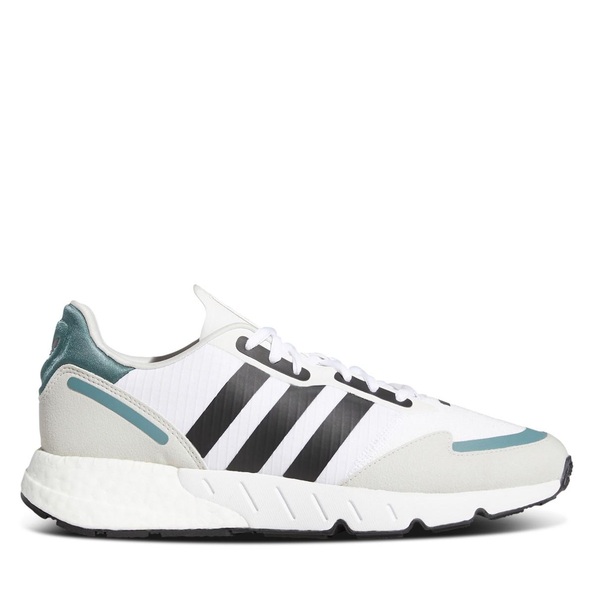 Men's ZX 1K Boost Sneakers in White