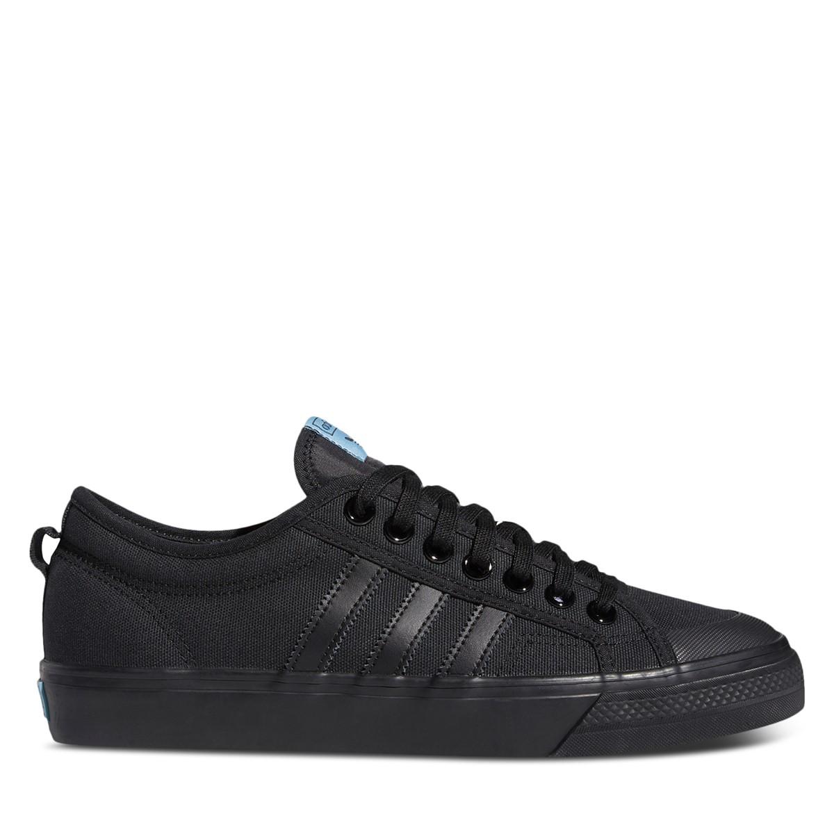 Men's Nizza Sneakers in Black
