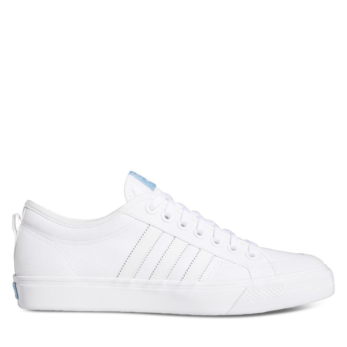 Men's Nizza Sneakers in White