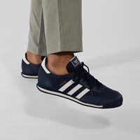 Men's Orion Sneakers in Navy Blue/White