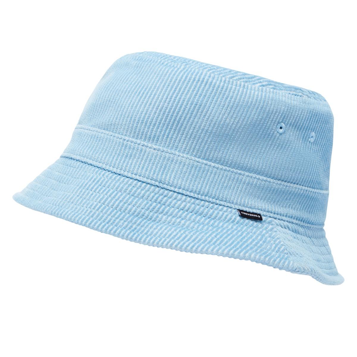 Novelty Bucket Hat in Light Blue
