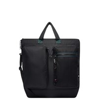 Utility Helmut Backpack in Black