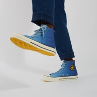 Men's Chuck 70 Hi Sneakers in Sea Blue