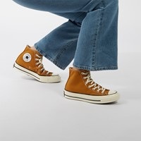 Converse Chuck 70 Hi Sneakers in Orange