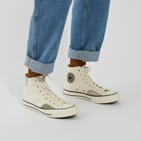 Chuck 70 Hi Sneakers in Off-White