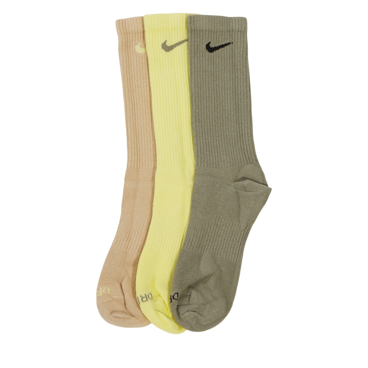 Everyday Plus Lightweight Multi Crew Socks