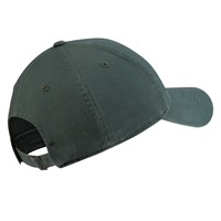 H86 Essential Swoosh Cap in Green