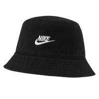 Sports Wear Bucket Hat in Black