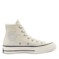 Women's Chuck 70 Hi Camo Sneakers in White
