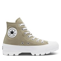 Women's Chuck Taylor All Star Lugged Sneakers in Green