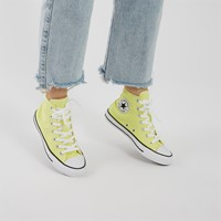 Women's Chuck Taylor Hi Sneakers in Yellow