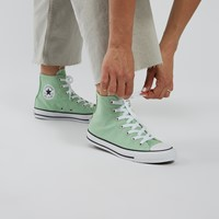 Women's Chuck Taylor Hi Sneakers in Green