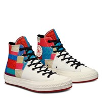 Baskets Chuck 70 Hi Nouvel An lunaire en patchwork