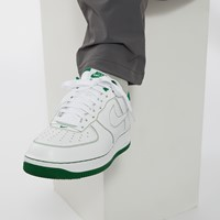 Men's Air Force 1 in White/Green