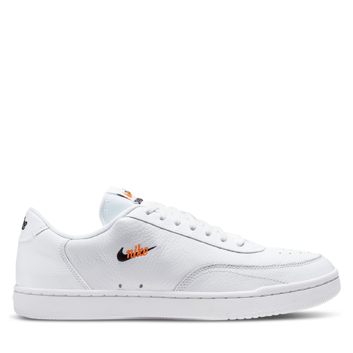 Men's Court Vintage Sneakers in White
