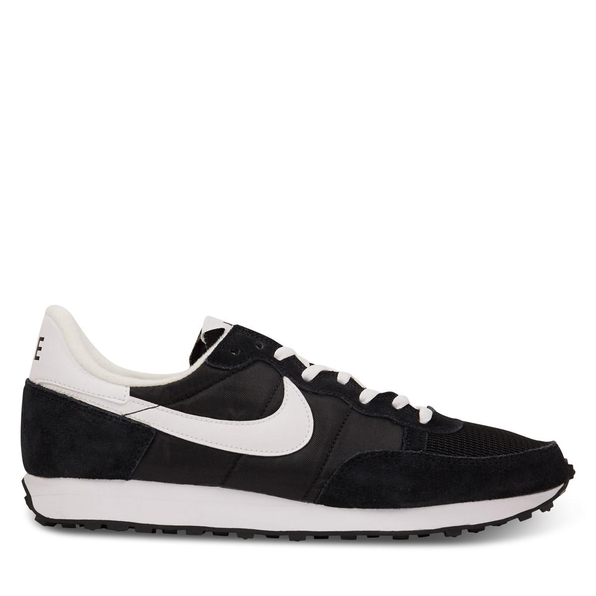 Men's Challenger OG Sneakers in Black/White
