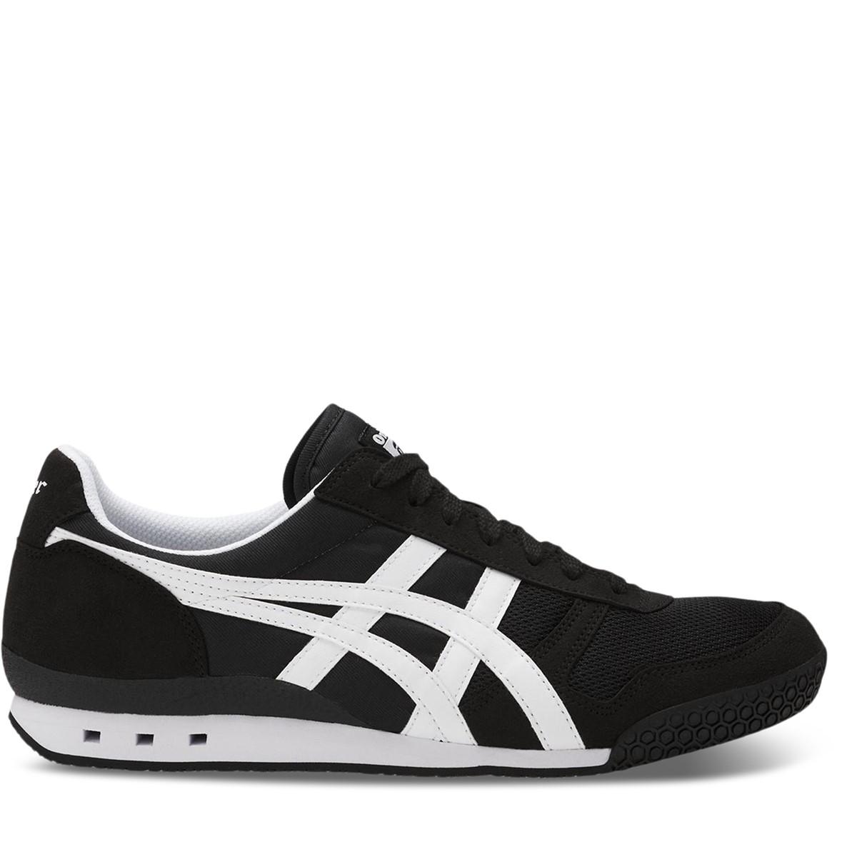 Men's Ultimate 81 Sneakers in Black/White