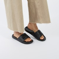 Women's Victori One slides in Black