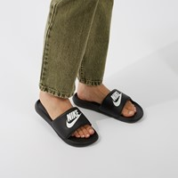 Women's Victori One slides in Black/White