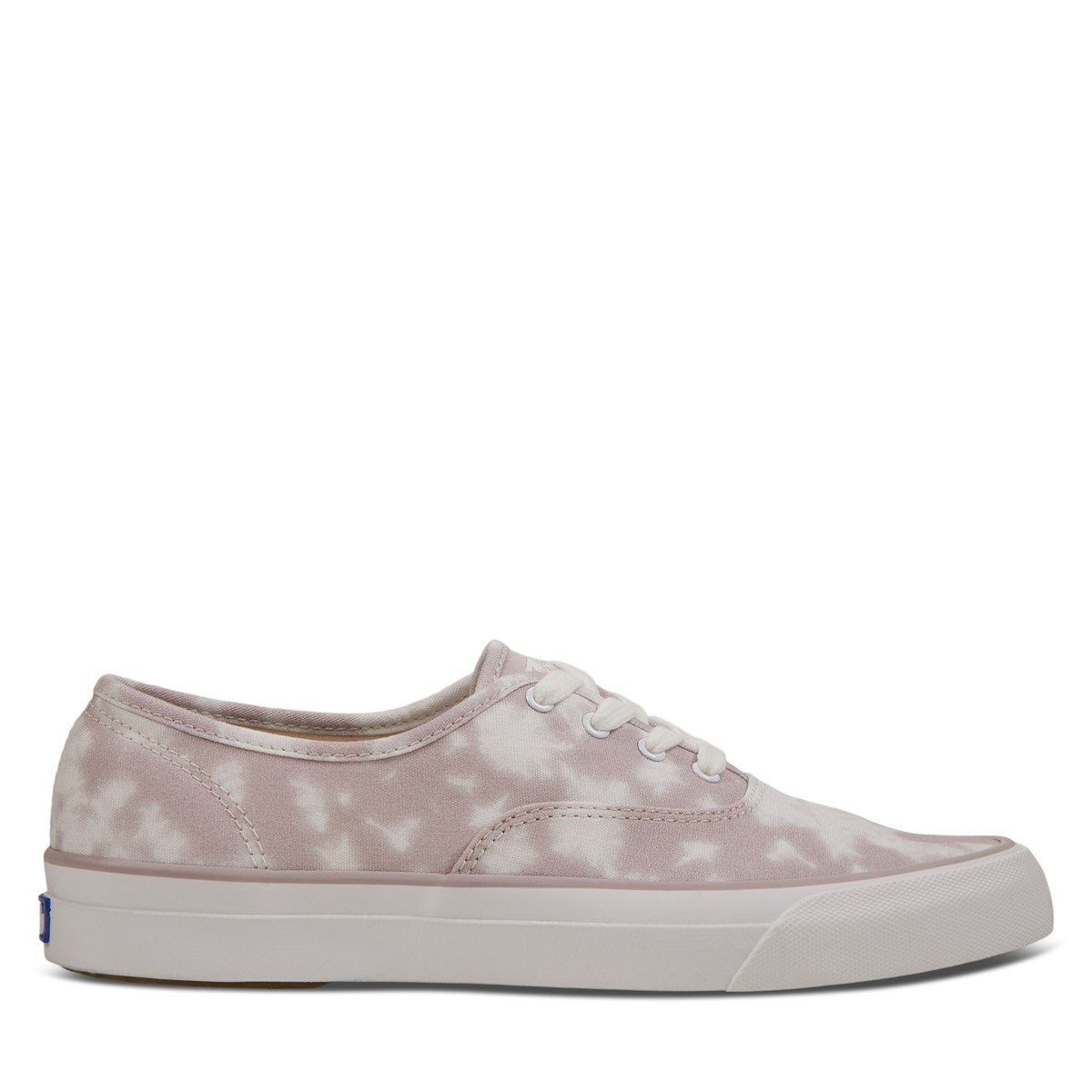 Women's Tie Dye Surfer Sneakers in Pink