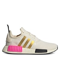 Women's NMD_R1 Sneakers in Beige/Magenta